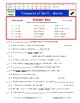 A NOVA - Treasures of Earth - Metals - Worksheet, Ans. Sheet, and Two Quizzes.