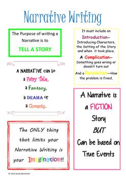 A Narrative is...