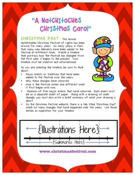 A Natchitoches Christmas Festival