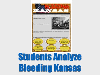 A Nation Divided: Bleeding Kansas, Dred Scott, & Lincoln-Douglas Debate Digital