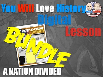 A Nation Divided: Bleeding Kansas, Dred Scott, & Lincoln-Douglas Debates Digital