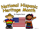 A+ National Hispanic Heritage Month Information Text