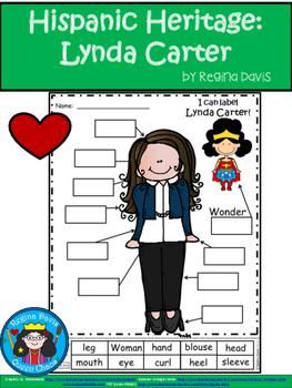 A+ National Hispanic Heritage Month: Lynda Carter Labels