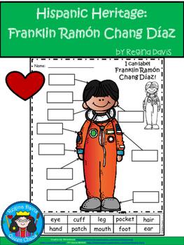 A+ National Hispanic Heritage Month: Franklin Ramón Chang Díaz  Labels
