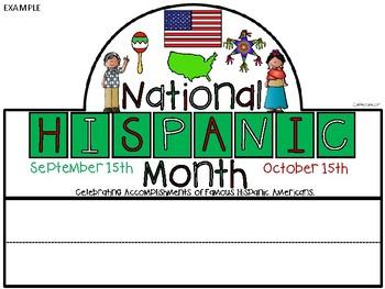 A+ National Hispanic Month Hat