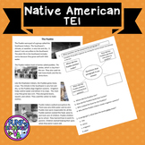 VA SOL Native American Reading Comprehension Pack Powhatan