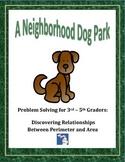 A Neighborhood Dog Park: Discovering Relationships between