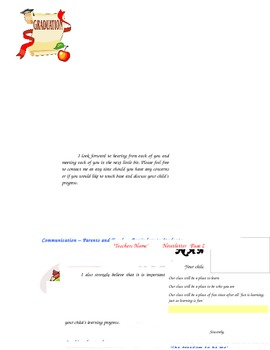 'A New Beginning' - A customizable letter to begin the year!