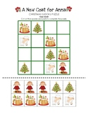 A New Coat For Anna Christmas Sudoku Puzzles (Easy, Medium, & Hard Levels)