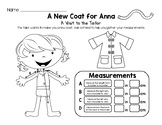 A New Coat for Anna - A Trip to the Tailor (Taking Measurements)