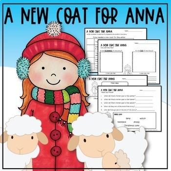A New Coat for Anna Book Companion