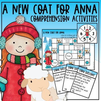 A New Coat for Anna Comprehension Activities