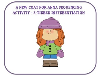 A New Coat for Anna Sequencing Lesson
