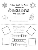 A New Coat for Anna - Through the Seasons of the Year Booklet