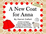 A New Coat for Anna by Harriet Ziefert:  A Complete Literature Study!