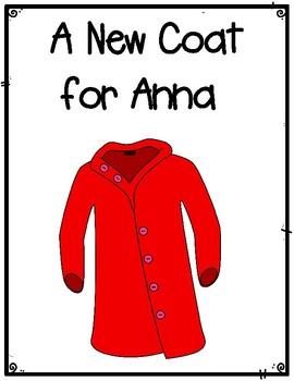 A New Coat for Anna by Harriet Ziefert Trading Graphic Organizer