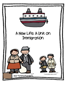 A New Life: A Unit on Immigration