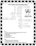 CKLA American Independence Crossword Puzzle