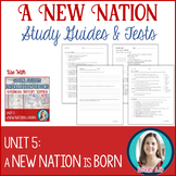 A New Nation Study Guides and Tests