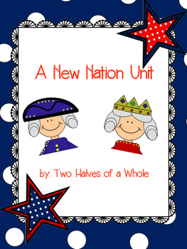 A New Nation: U.S. Symbols and History - Common Core Aligned