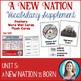 A New Nation Unit Bundle