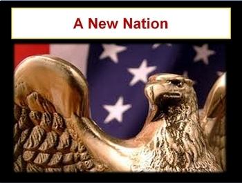 A New Nation Vocabulary PPT