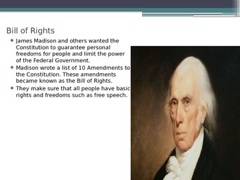 A New Nation: Washington and Adams
