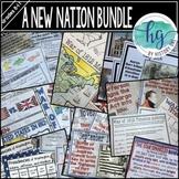 A New Nation: Washington to Madison Bundle