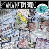 A New Nation: Washington to Madison Bundle