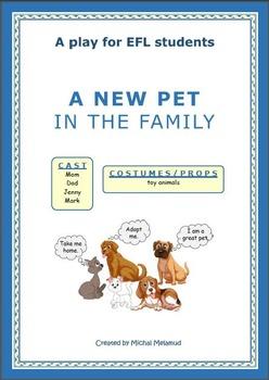 A New Pet - A script for EFL Students