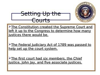 A New Republic Washington Jefferson American History Power Point U.S. History