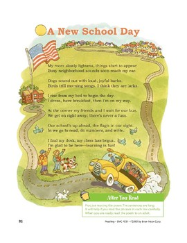 A New School Day