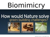 "A New Science, BioMimicry, Asks, ""How would nature design our world? """