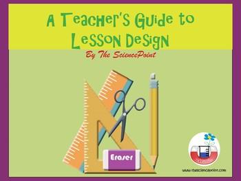 A New Teacher's Guide to Successful Lesson Design
