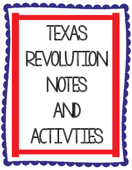 A New TX Government - Reading Notes