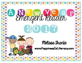 A New Year: An Emergent Reading Book