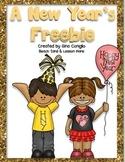 A New Year's Freebie