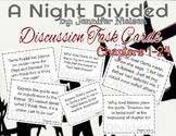 A Night Divided Discussion Task Cards