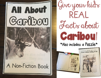A Non-Fiction Caribou Book