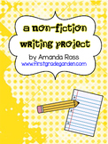 A Non-Fiction Writing Project