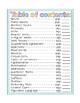 A Not-So-Interactive, Interactive Notebook - CCSS Language 3rd Grade