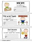 Stick Kid Themed Parent-Teacher Notes (FREE)