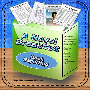 A Novel Breakfast: Book Reporting