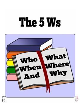 A Novel Education Novel Analysis Workbook - Elementary Level