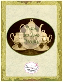 A Novel Education Poetry Tea Time Recipes