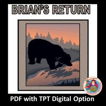 Brian's Return by Gary Paulsen: A Novel Study by Jean Martin