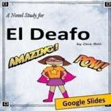 A Novel Study for El Deafo by Cece Bell