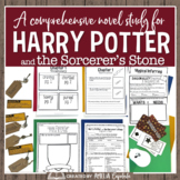 A Novel Study for Harry Potter and the Sorcerer's Stone
