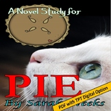 A Novel Study and Book Test for PIE, by Sarah Weeks