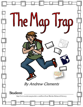A Novel Study for The Map Trap created by Jean Martin